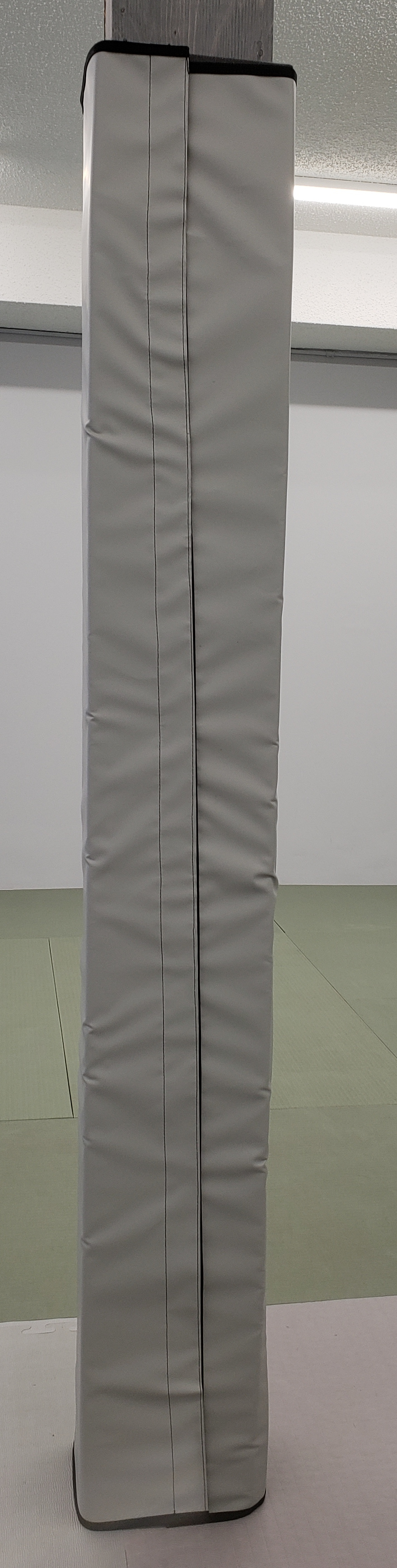 Padded Concrete Pole Cover