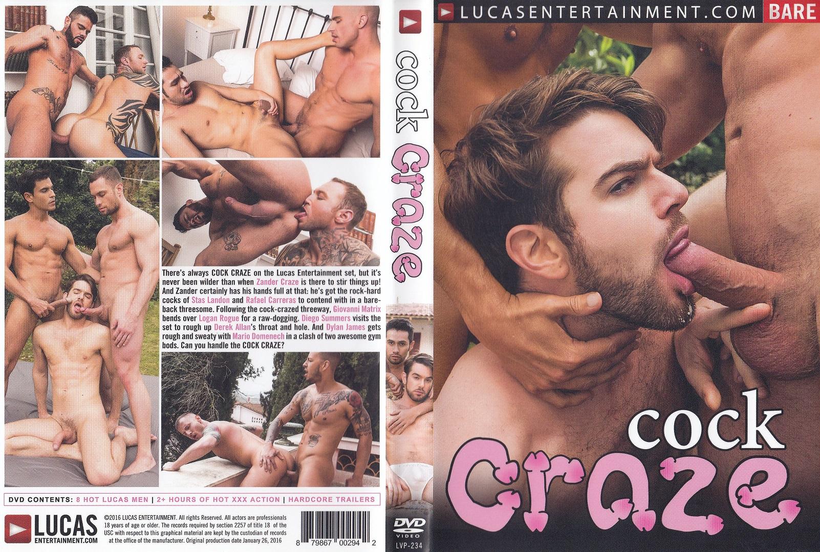 Ch 143:  Cock Craze