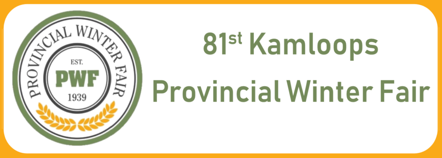 81st Provincial Winter Fair