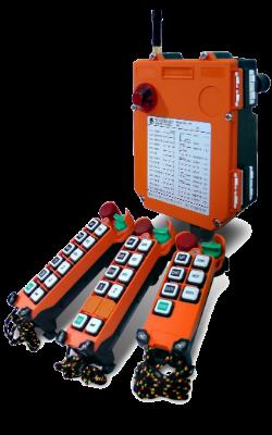 Telecrane Radio Control System