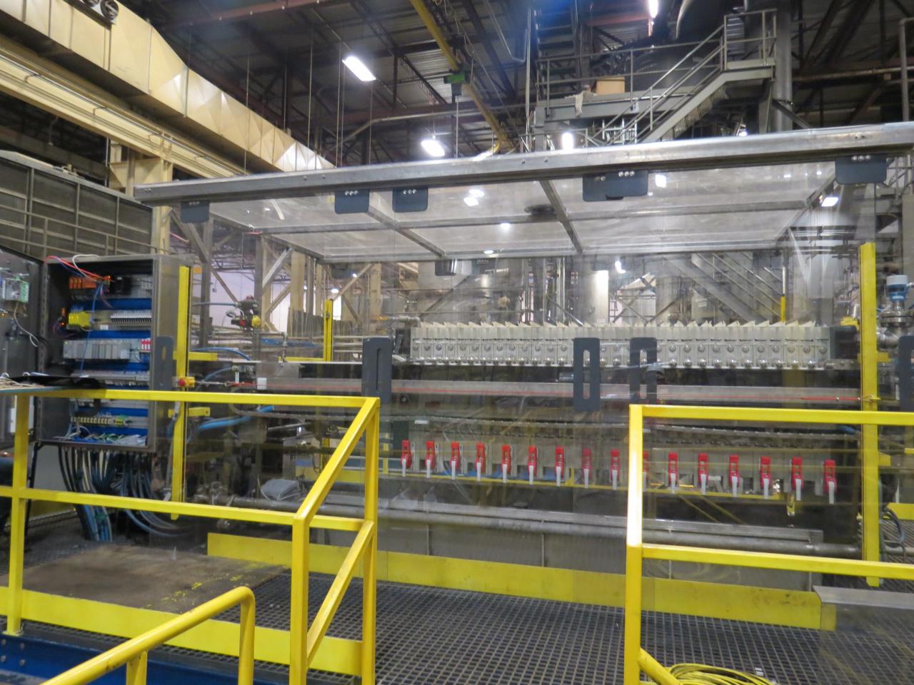 Filter Press Enclosure 2