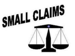 Small Claims Rules