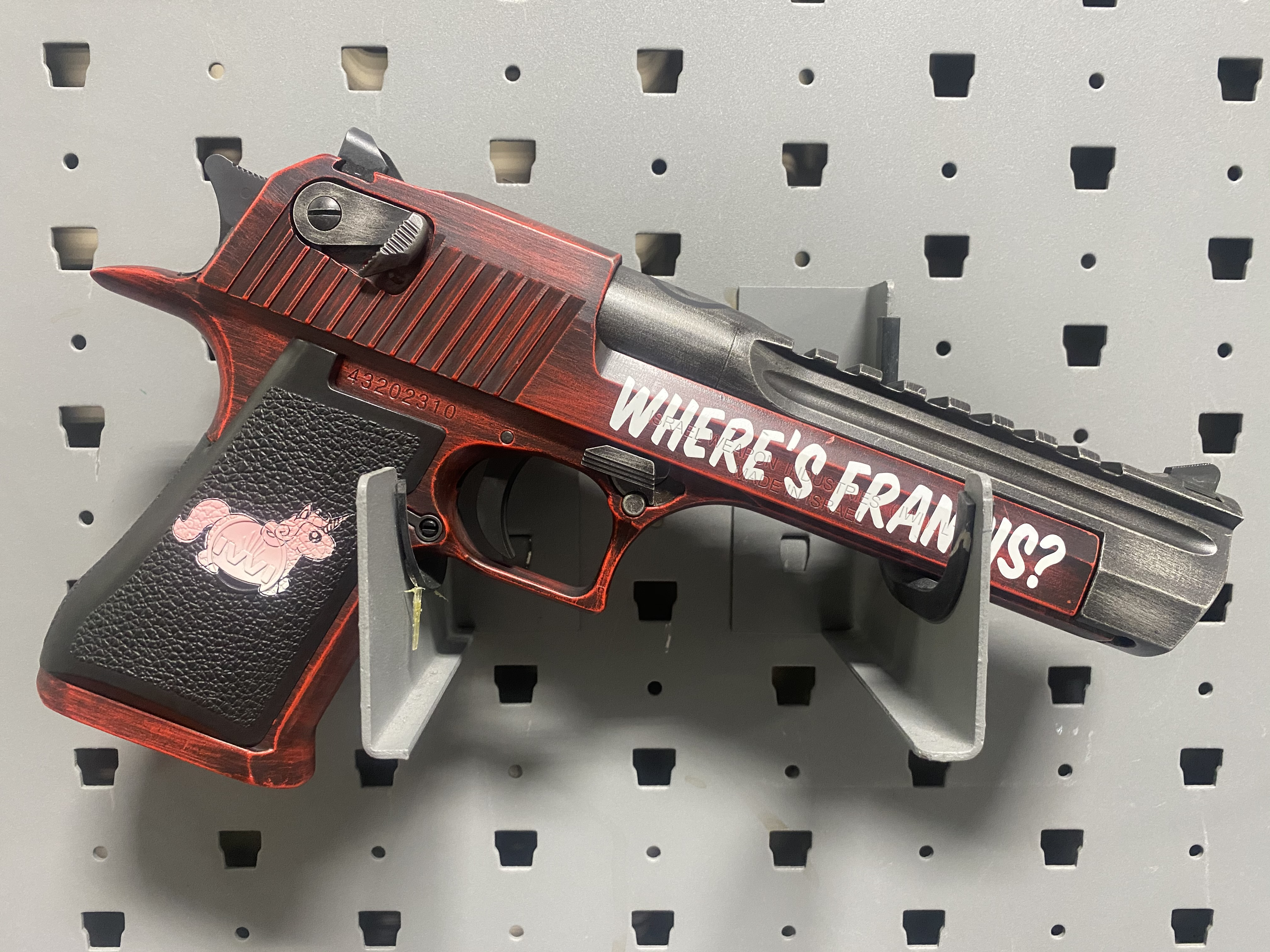 Deadpool Desert Eagle - 44 Automag $9