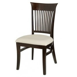 Légant Side Chair, upholstered