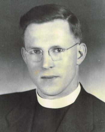 Canon R.V. Allan Rogers 1958-1965