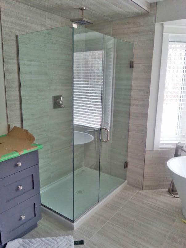 10mm Custom Shower Door
