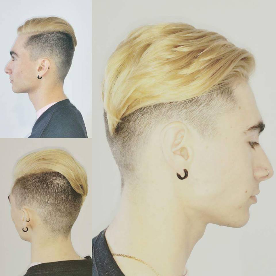 Highlight and Undercut