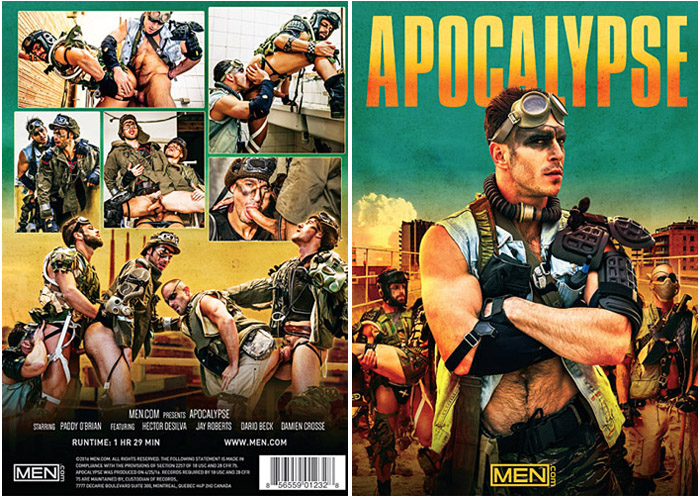 Ch 162:  Apocalypse