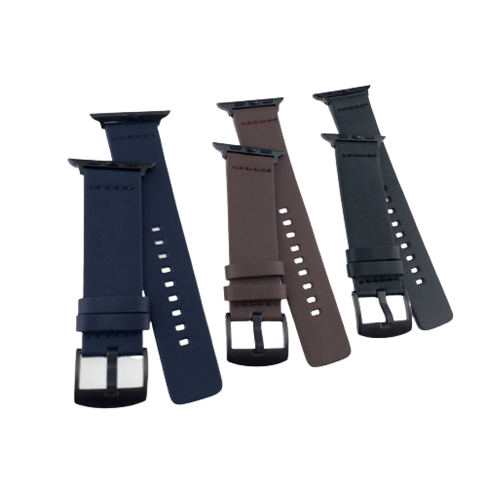 Leather Straps for Apple Watches - 38/40mm