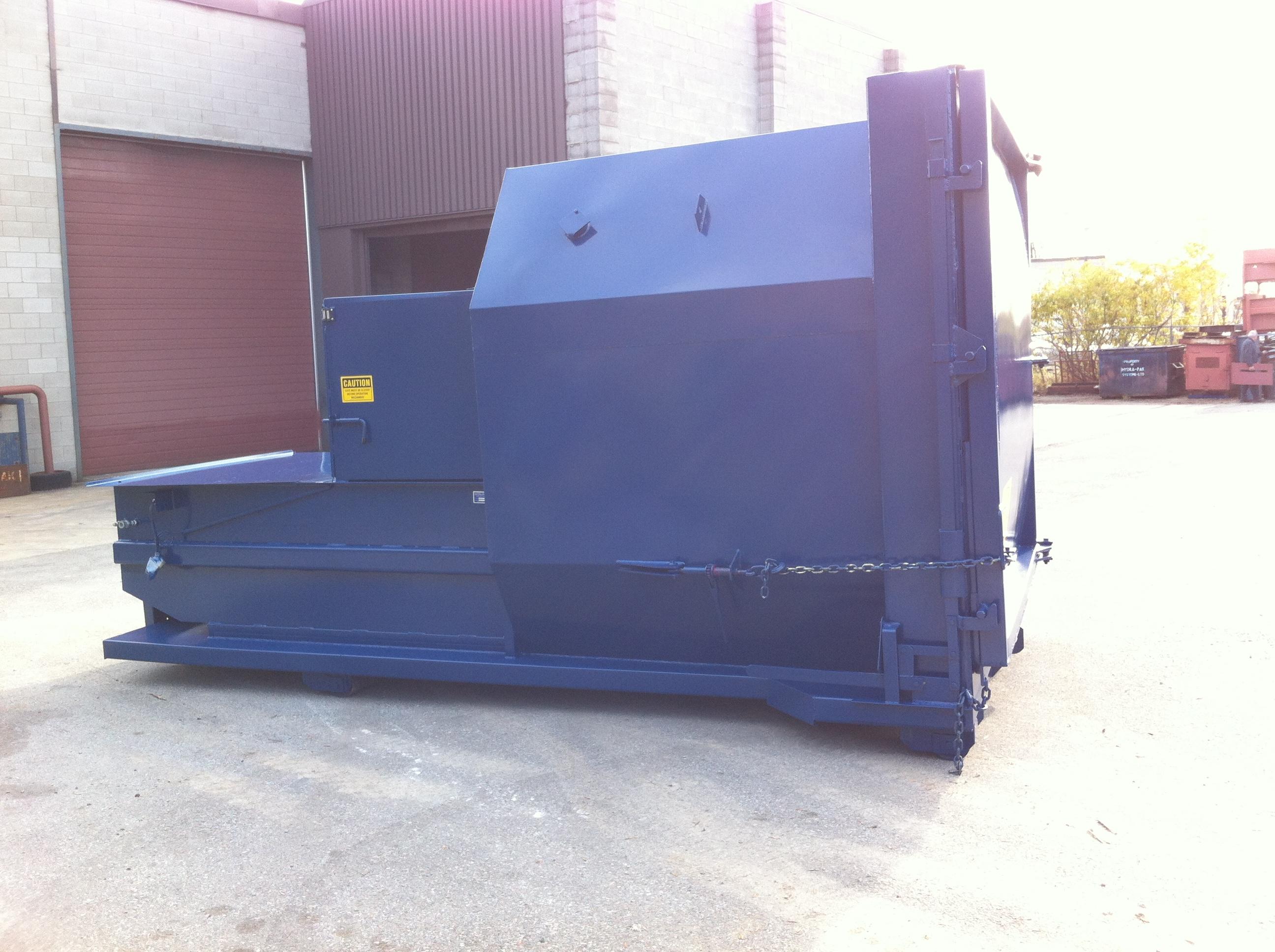 C1400-3Yd Combination Compactor