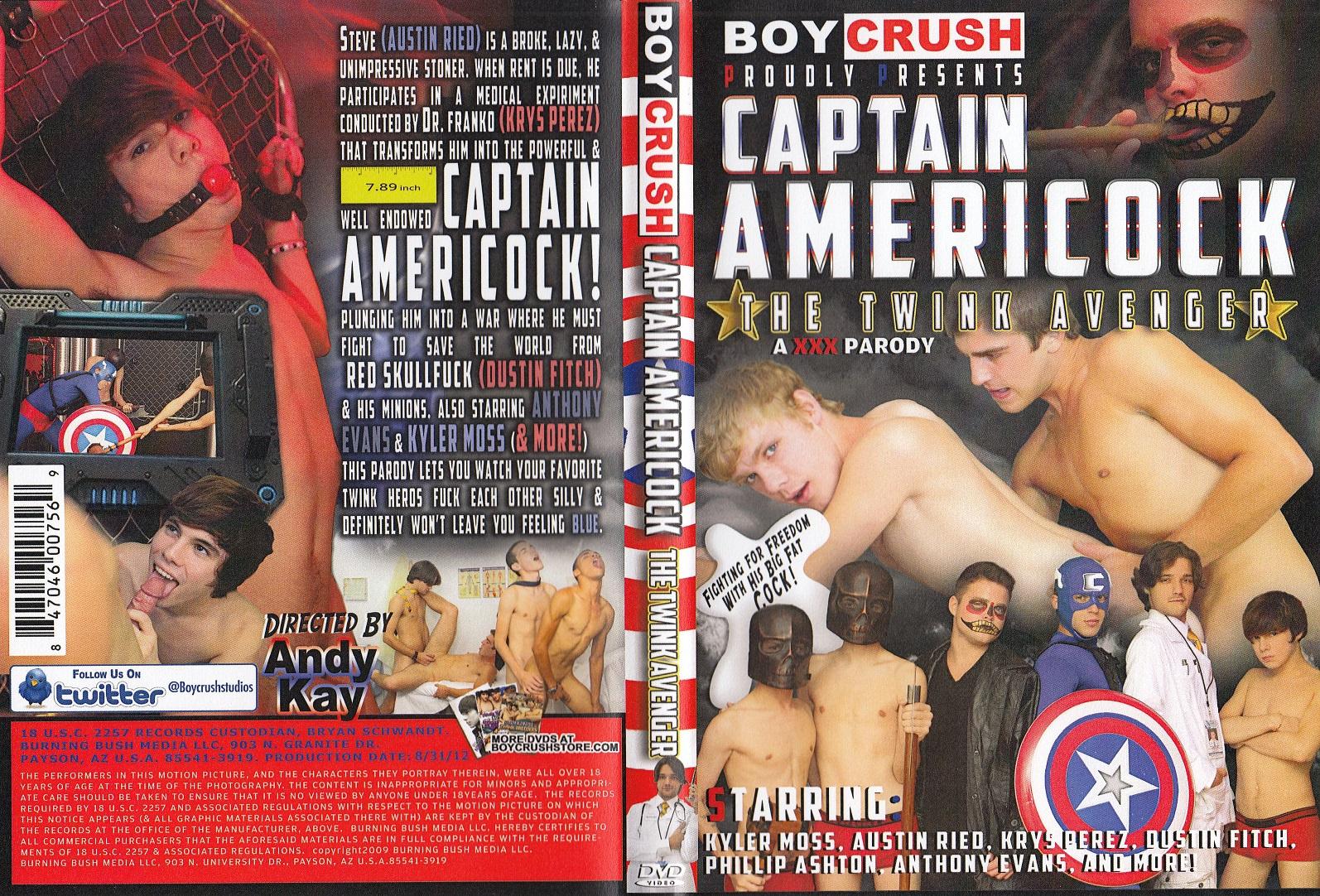 Ch 148:  Captain Americock