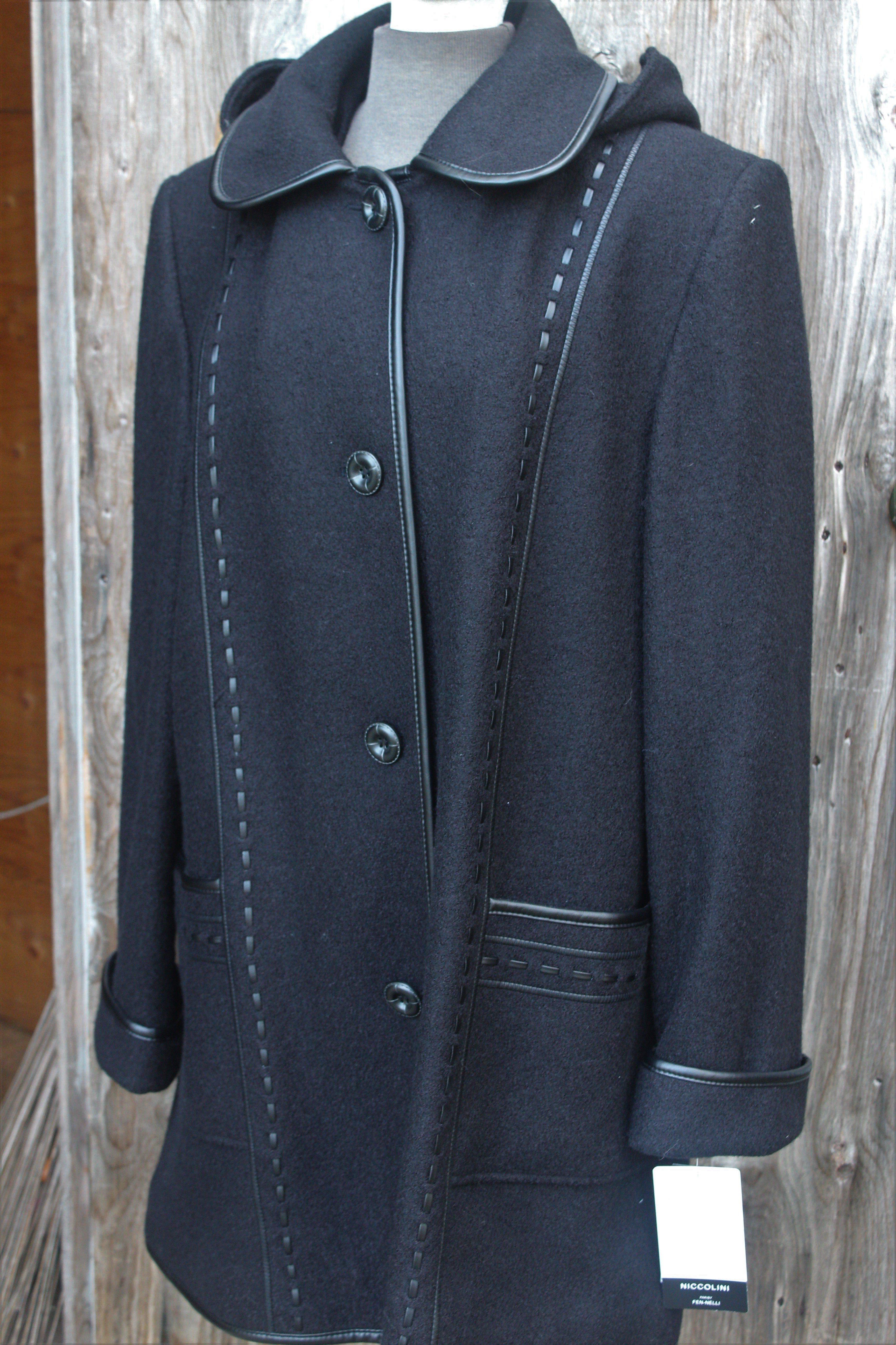Wool- $240.00 Niccolini: Style #D1779P