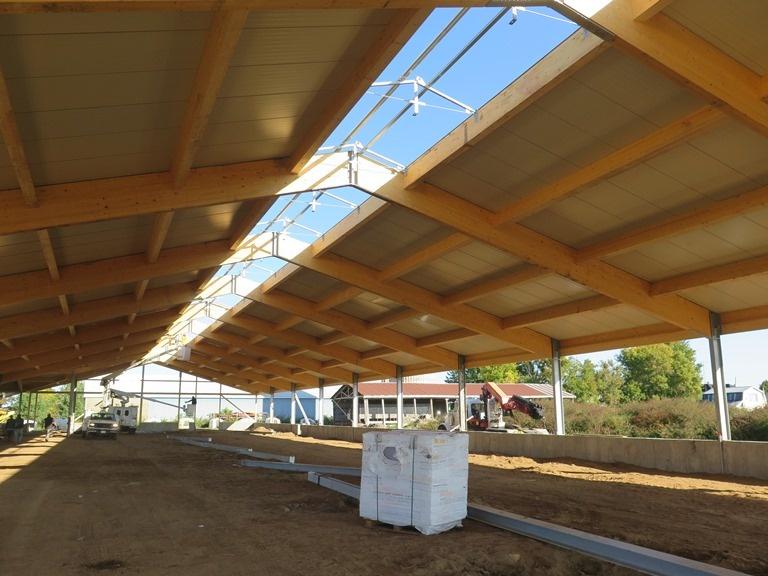 2016 Maxville - Dairy barn