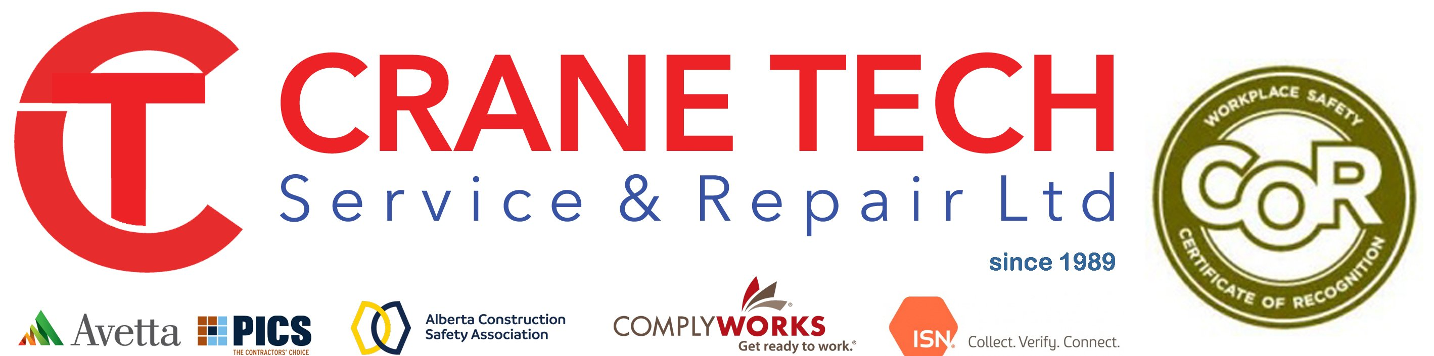 Crane Tech Service & Repair Ltd