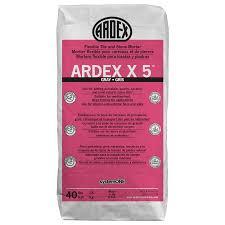 ARDEX X5