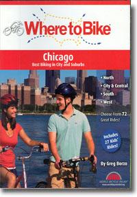 Where to Bike Chicago