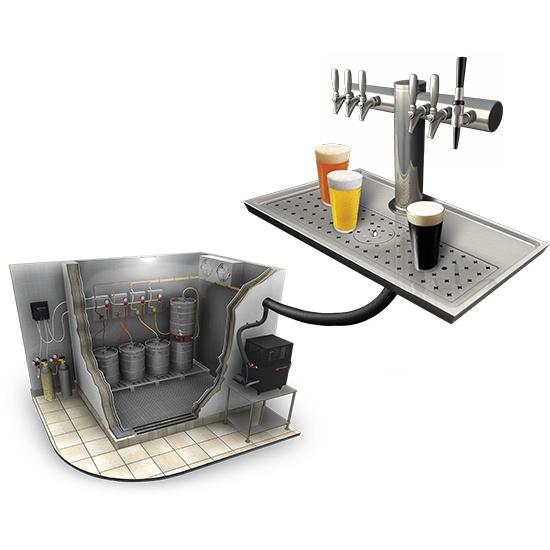 Controle de futs - Draft beer