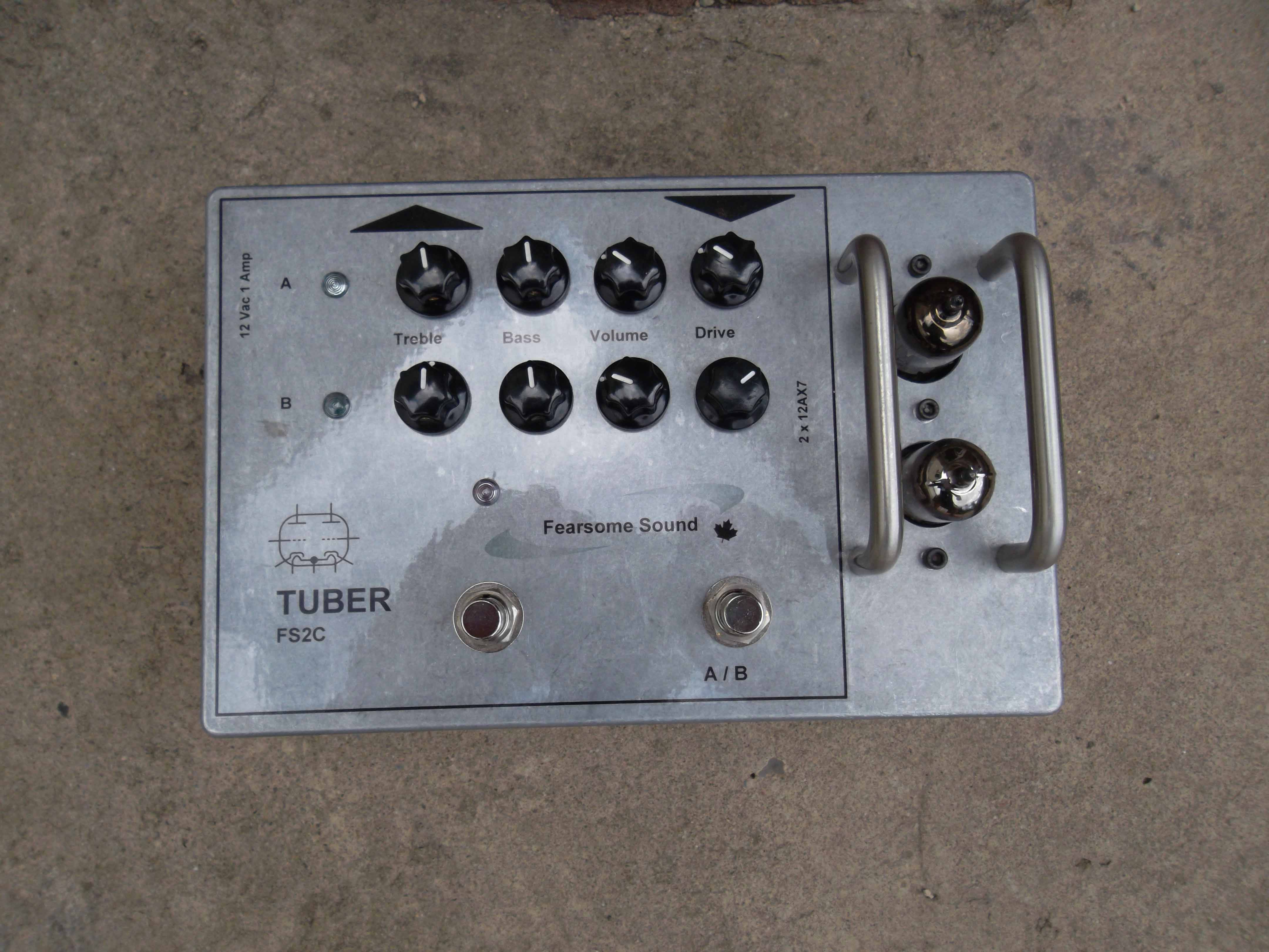 FS2C Two Channel Tuber Distortion Pedal