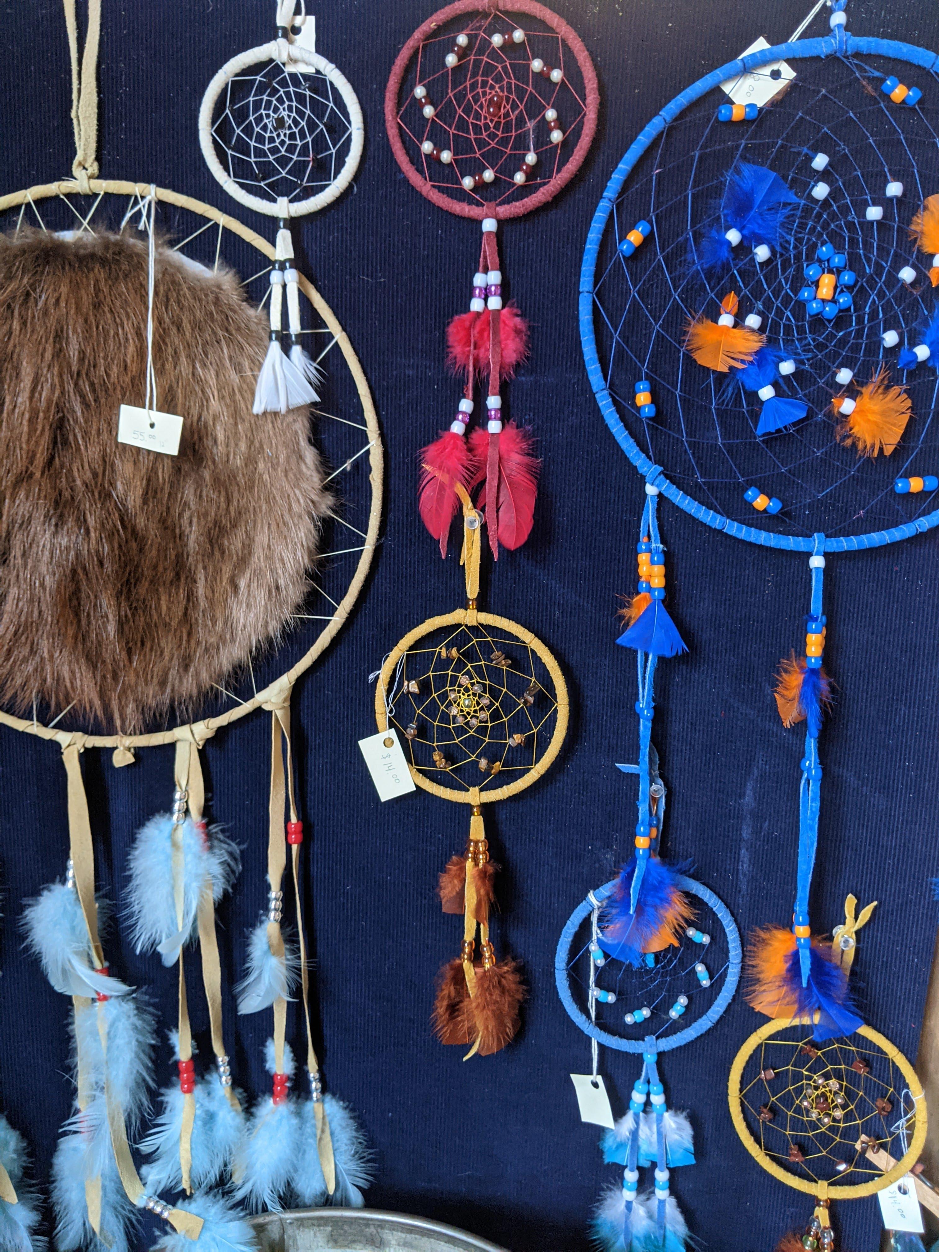 Handmade dreamcatchers Prices Vary $10- $30