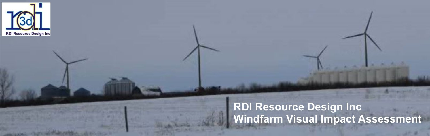 RDI Windfarm Animation