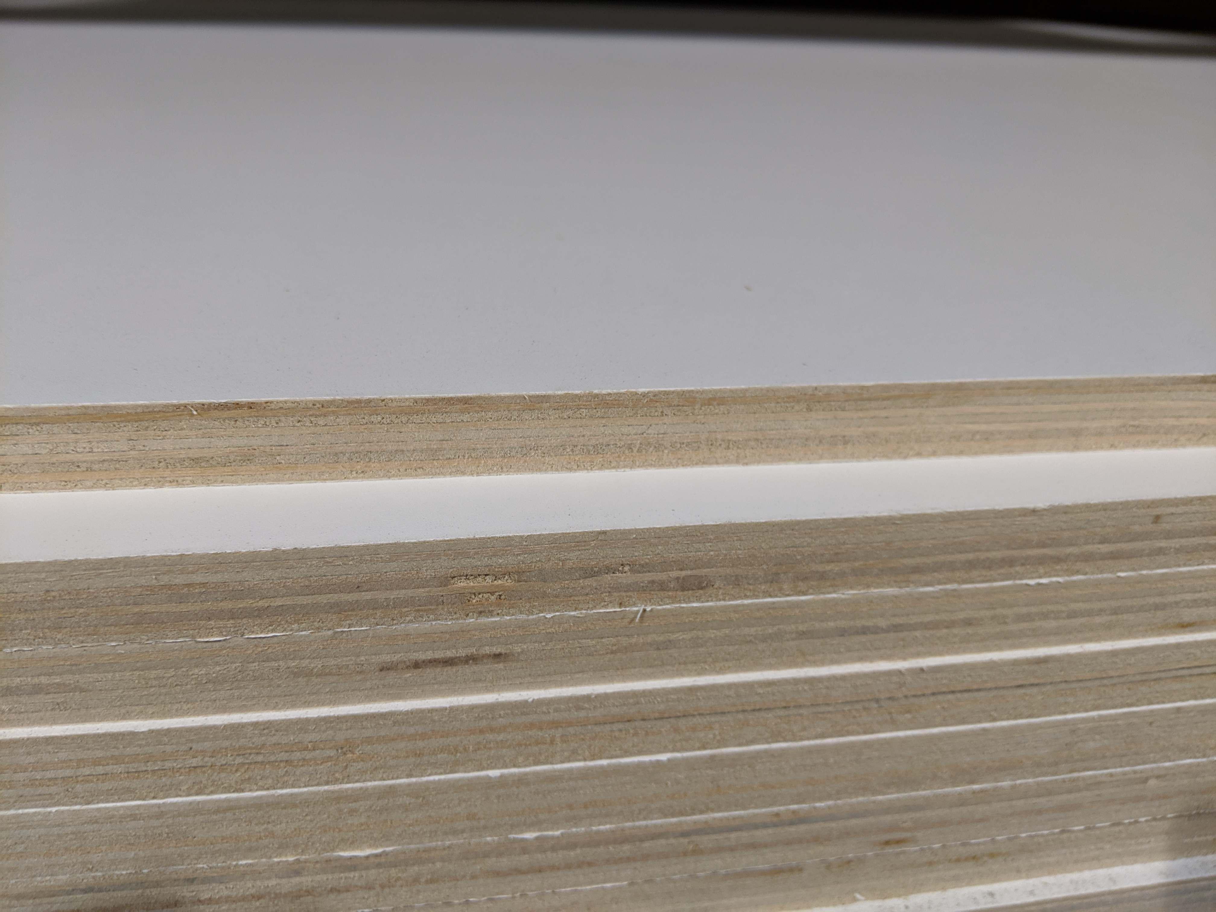 White Melamine Ply-Core