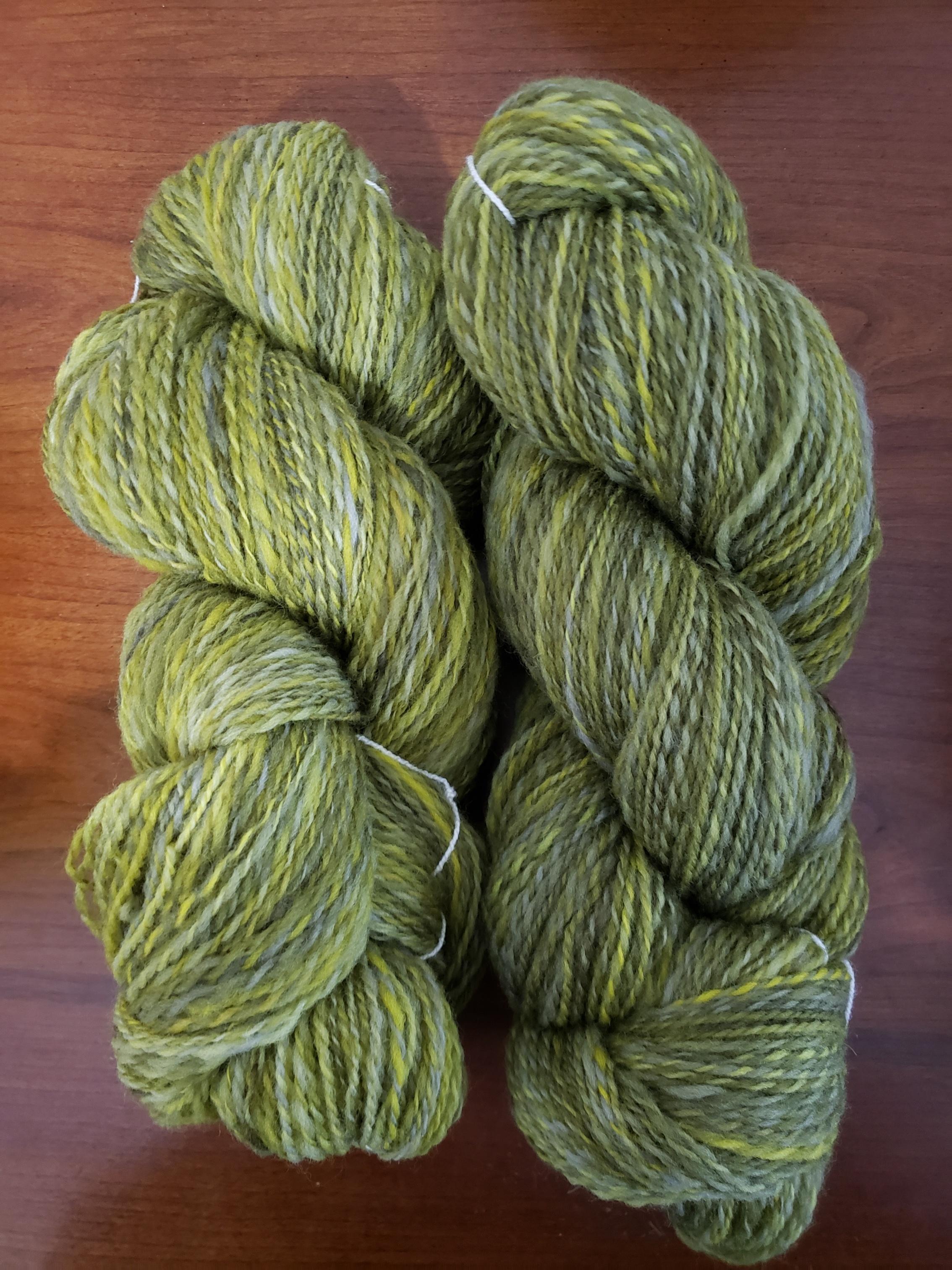 Birthe - Falkland  handspun yarn.