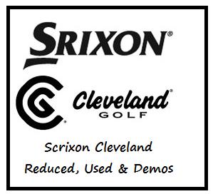 Srixon clubs