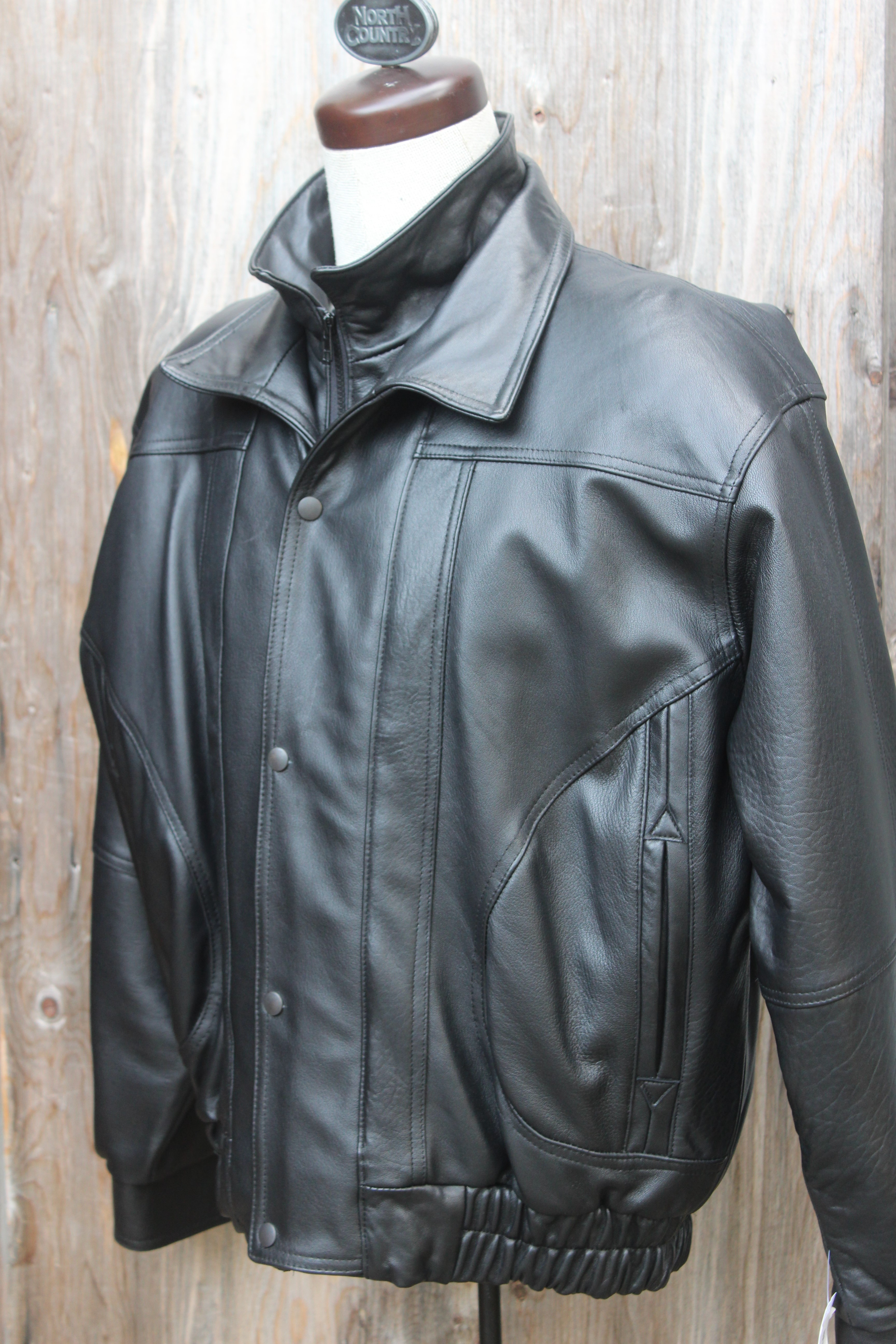 Naked Black- $425.00 Bainton's Tannery Style #: 9506NBK