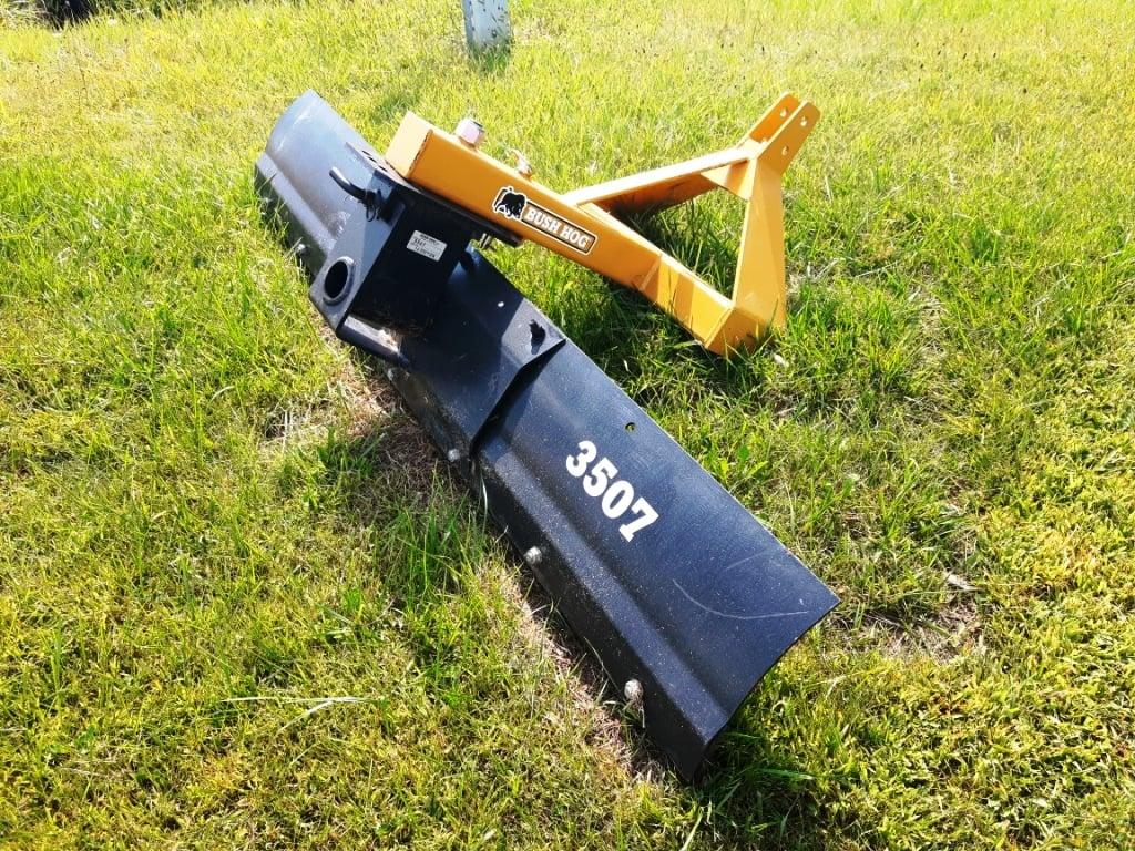 Bush Hog 7' Scraper  Blade