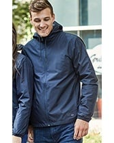 Crestible Men's Windbreaker