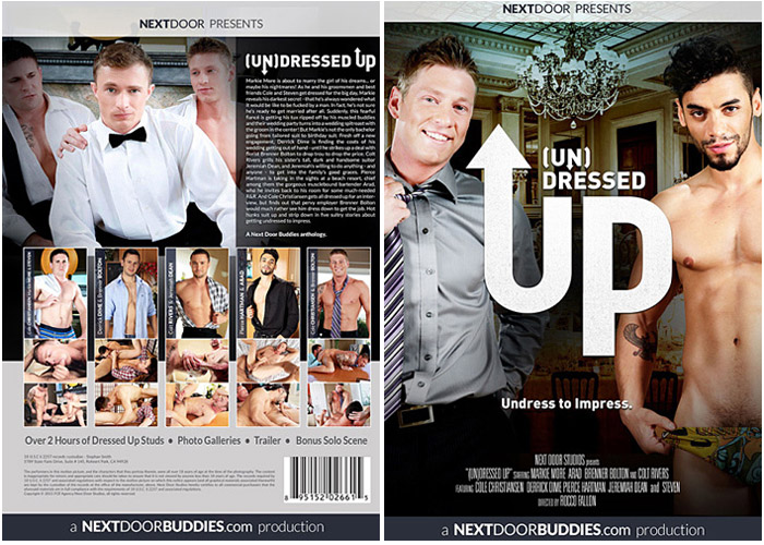 Ch 167:  Undressed Up