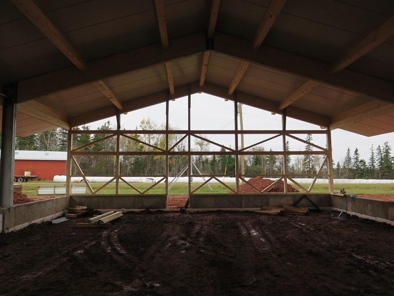 2016 PEI - Dairy barn