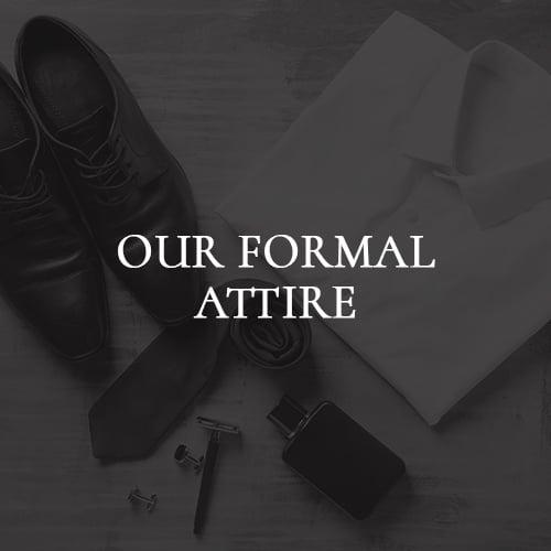 Men's Formalwear