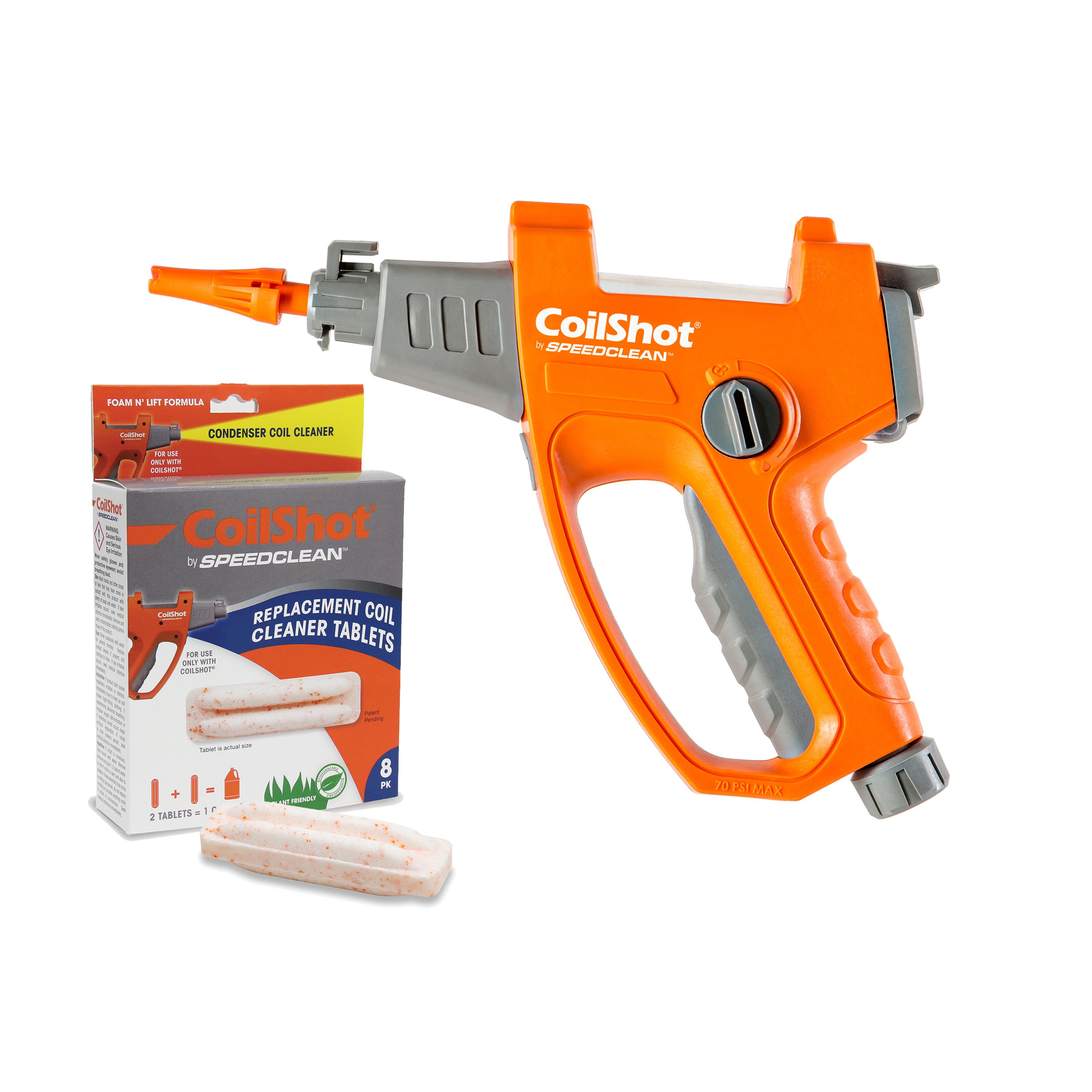 CoilShot® Condenser Cleaning Tool
