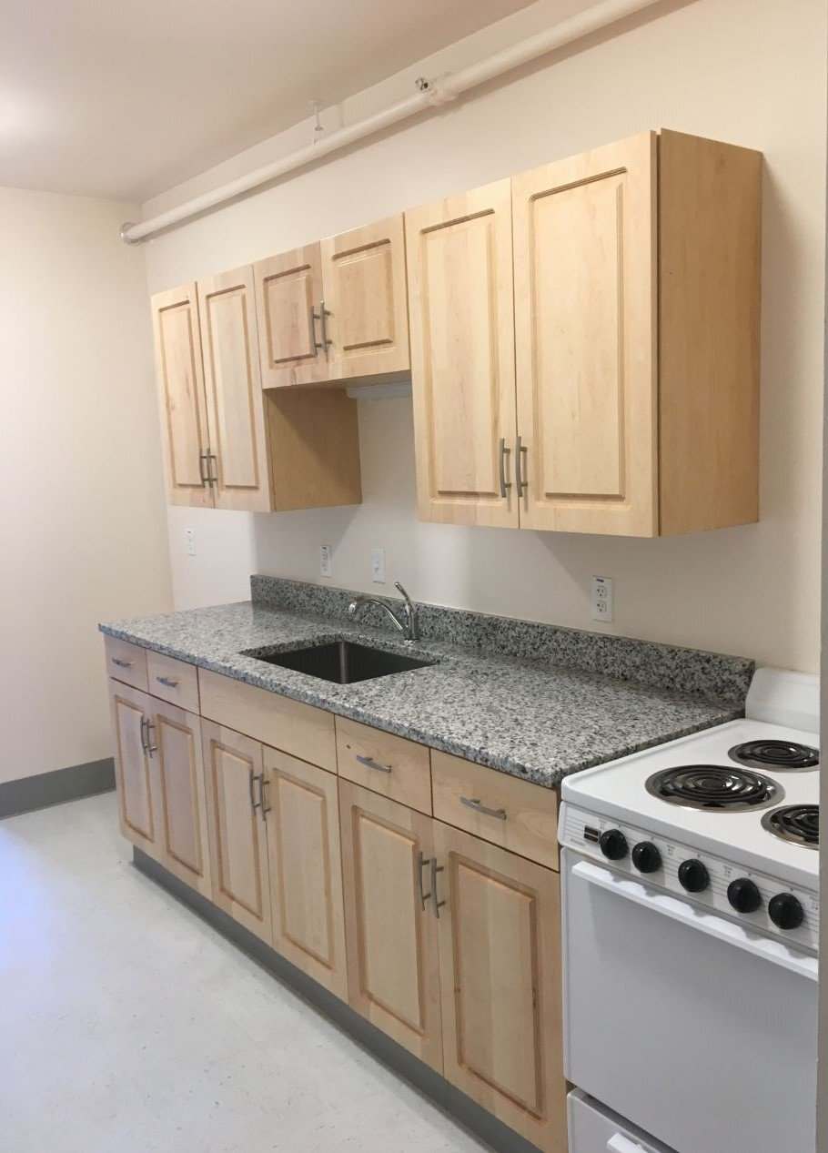 Stoughton Housing Cabinets
