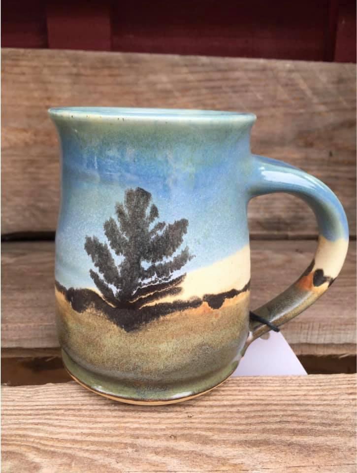 Tree Mug $38