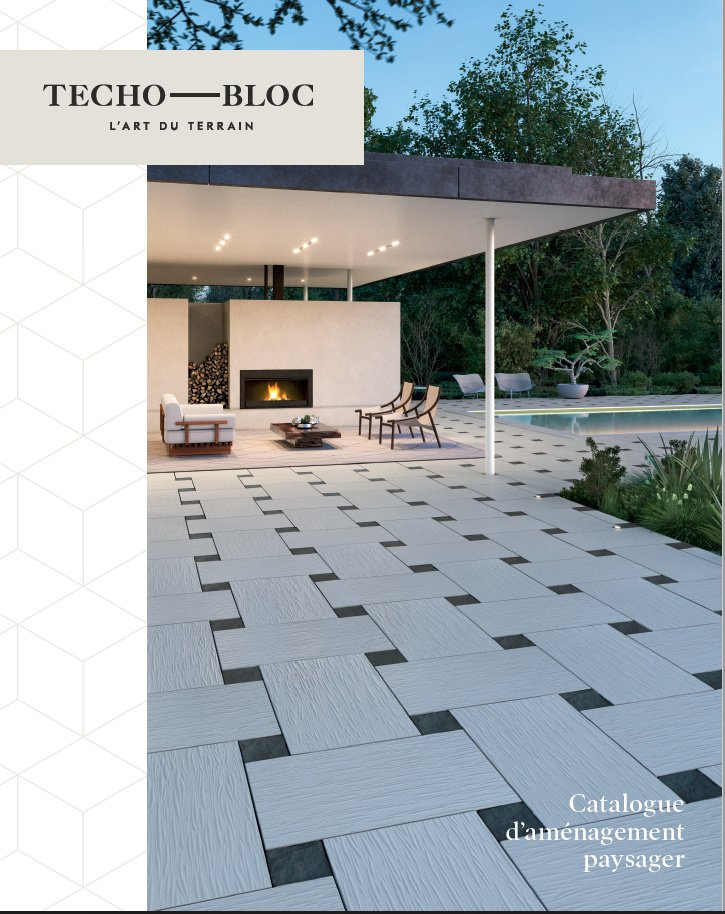 Catalogue Techo-Bloc 2019