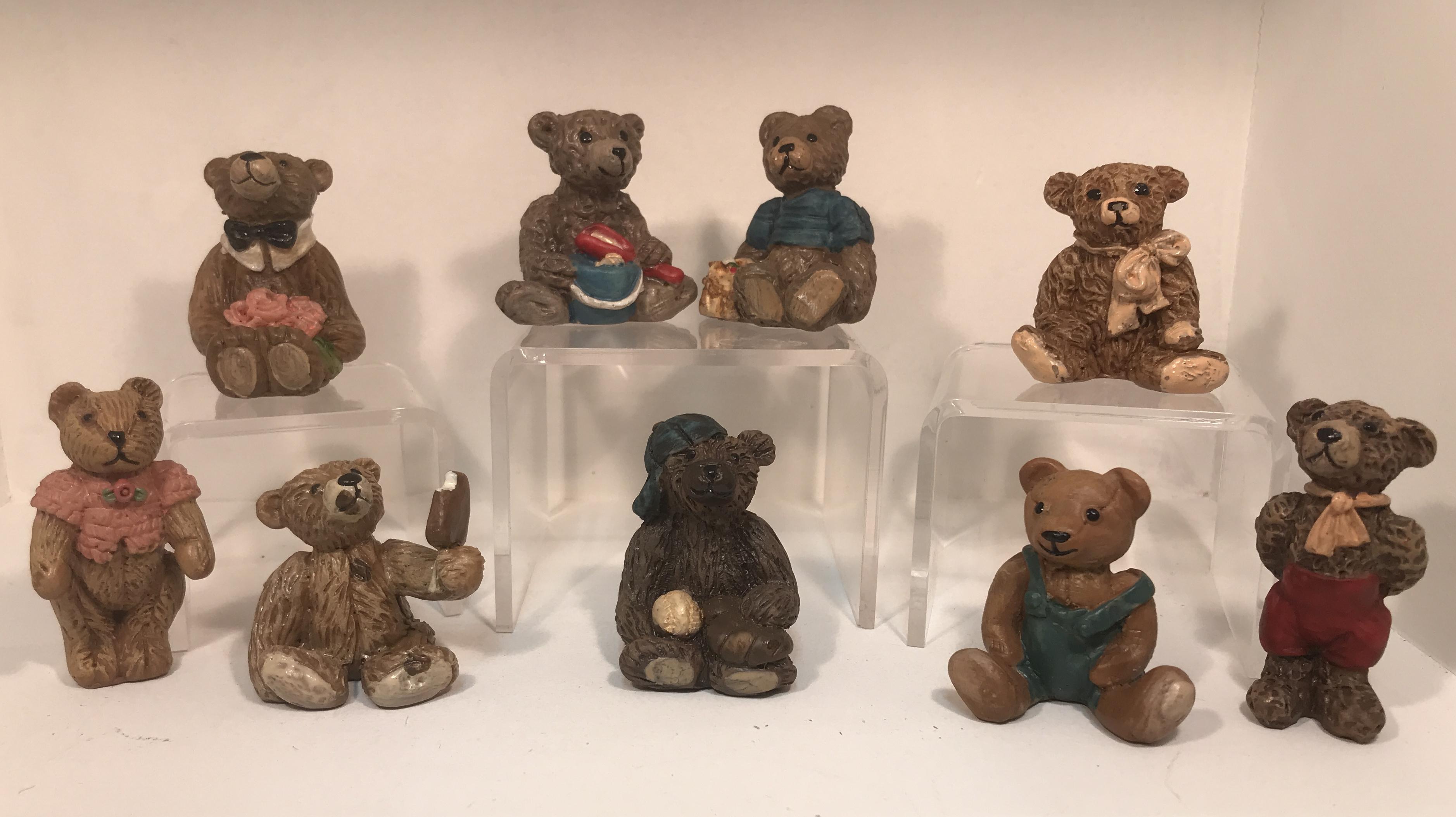 Resin Bears