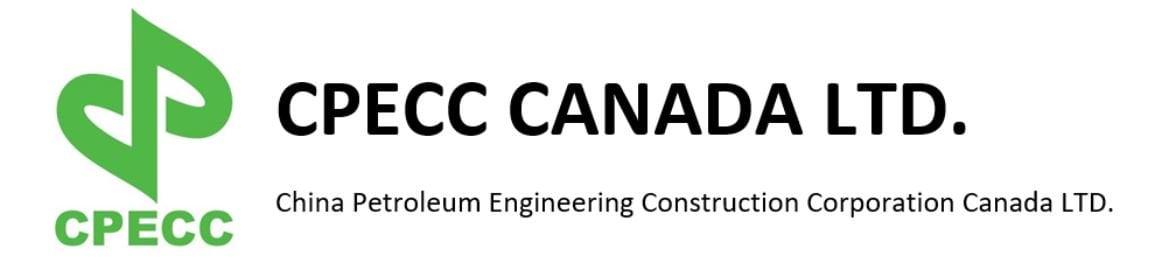 CPECC CANADA LTD.