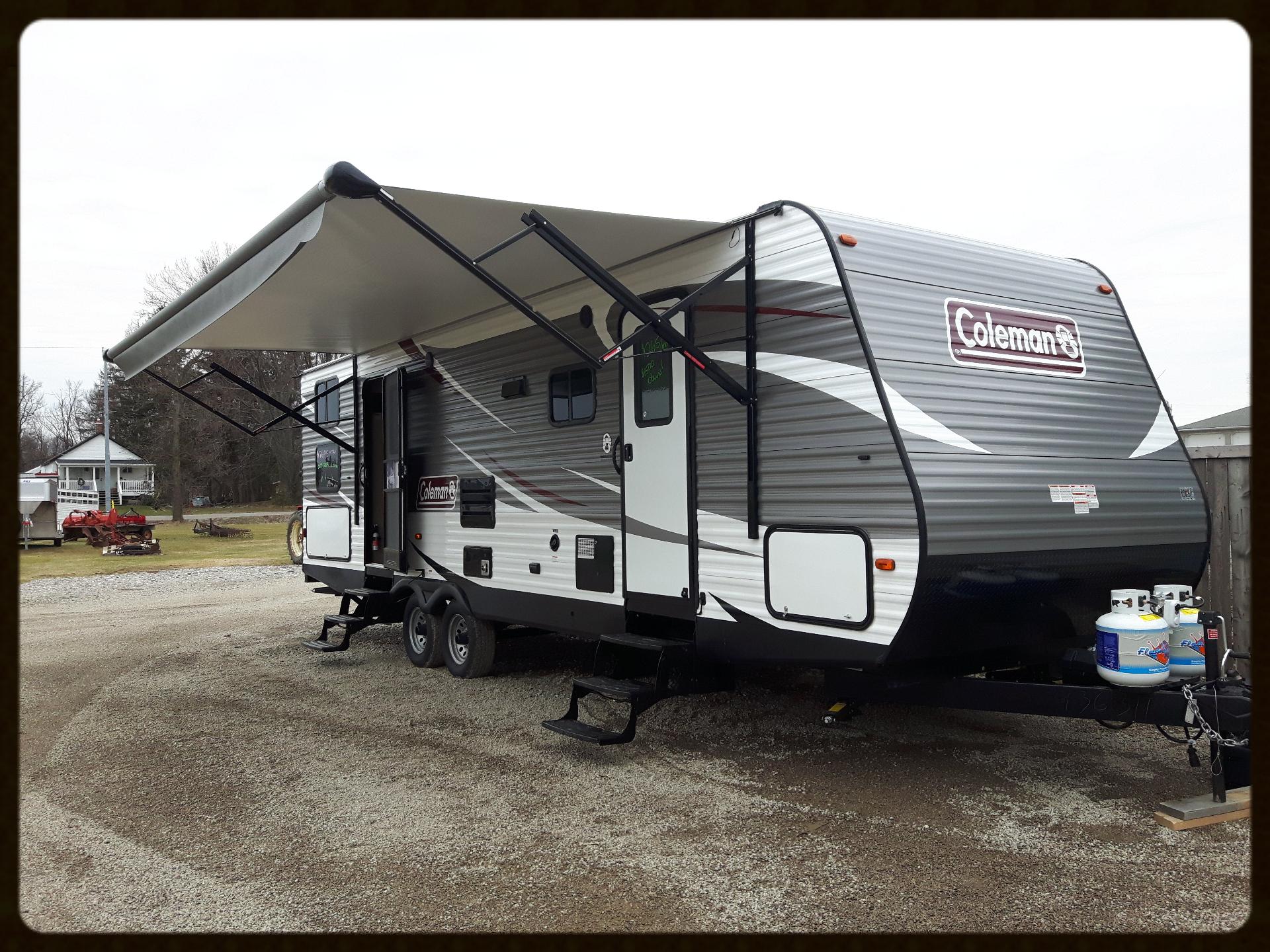 Coleman 285Bh trailer RV
