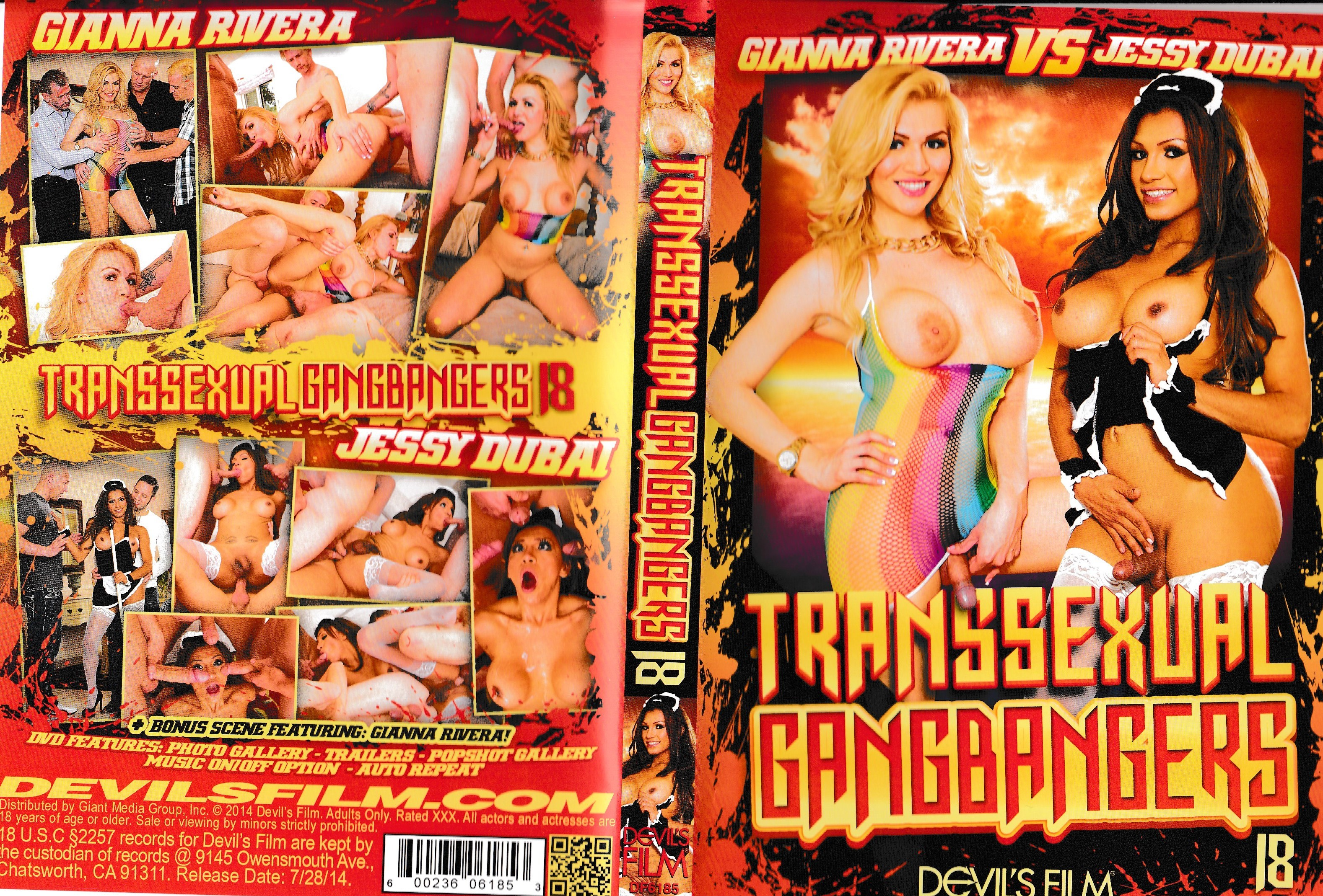 Ch 121:  Transsexual Gangbanger 18