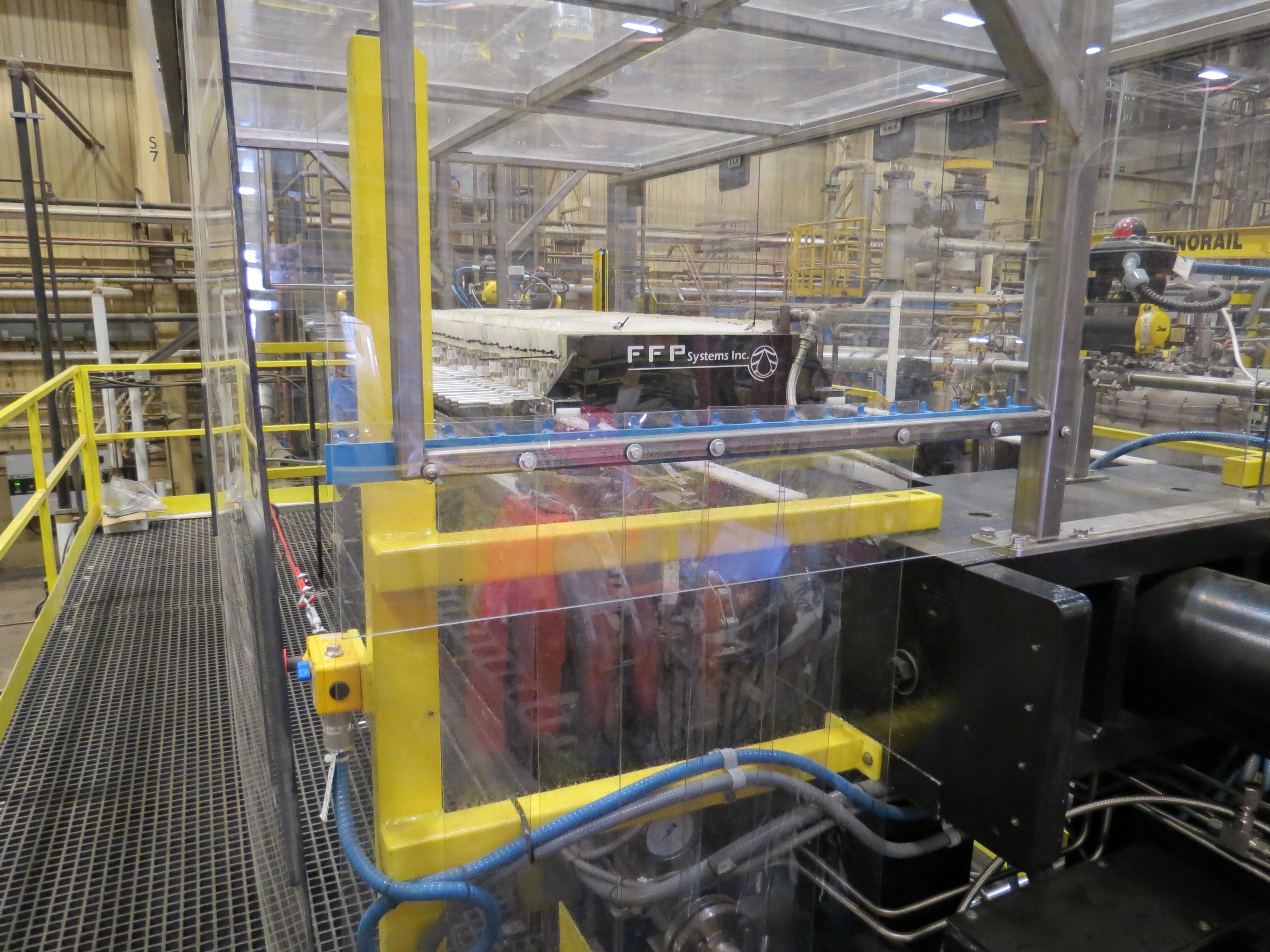 Filter Press Enclosure 3