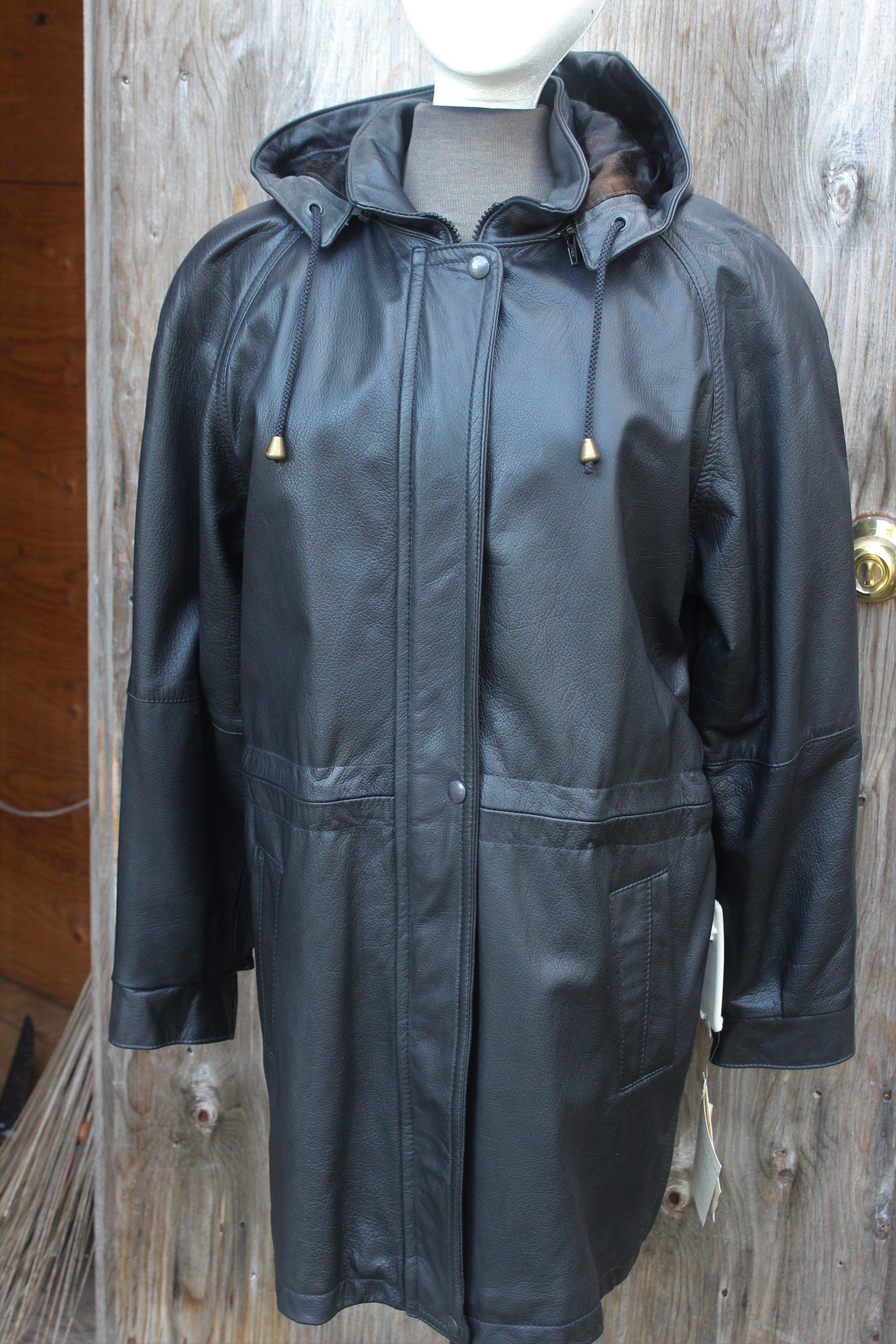 Black (Goat)- $439.95 Bainton's: Style #9608 G