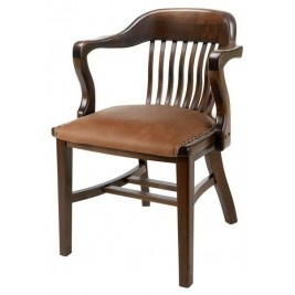 Principal Arm Chair, upholstered