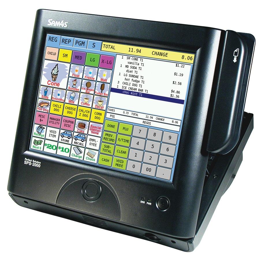 Alberta Cash Register Pos Systems Inc