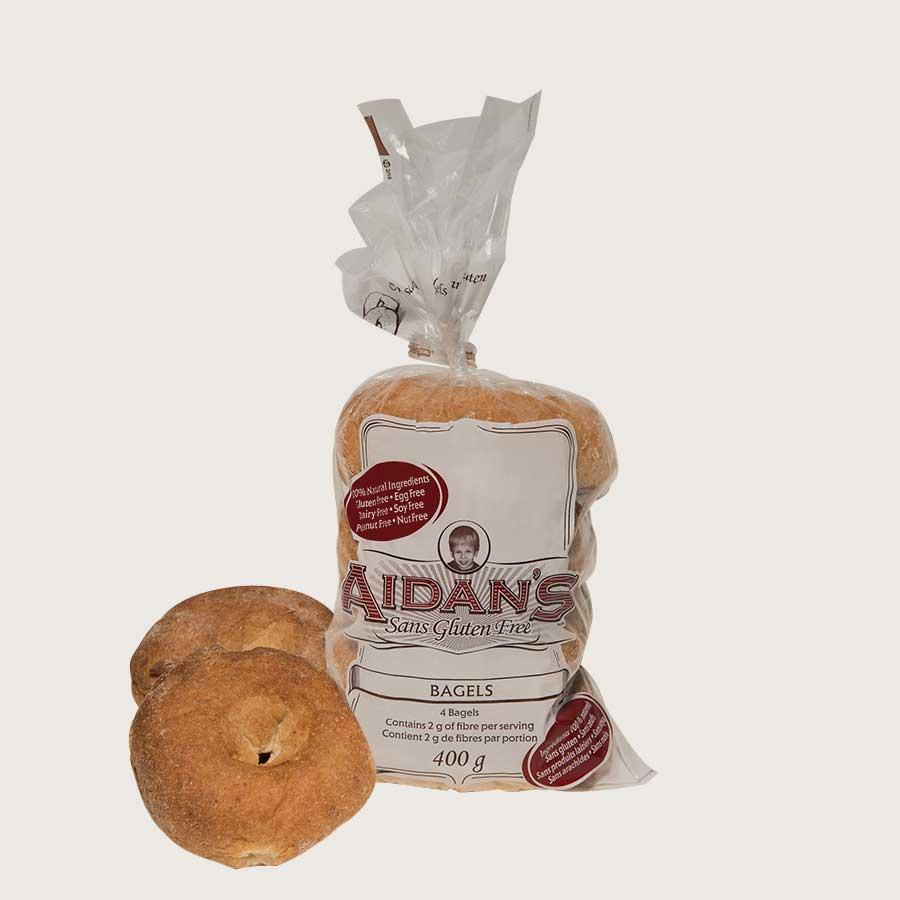 Aidan's Gluten-Free Bagels