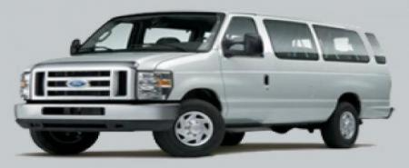 Ford Shuttle Van 9-13 passengers