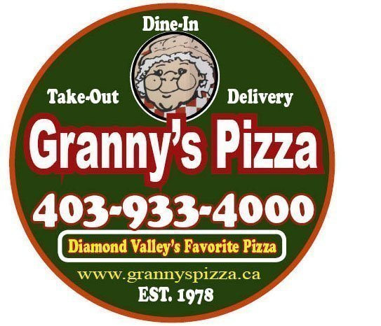 Granny's Pizza  Turner Valley