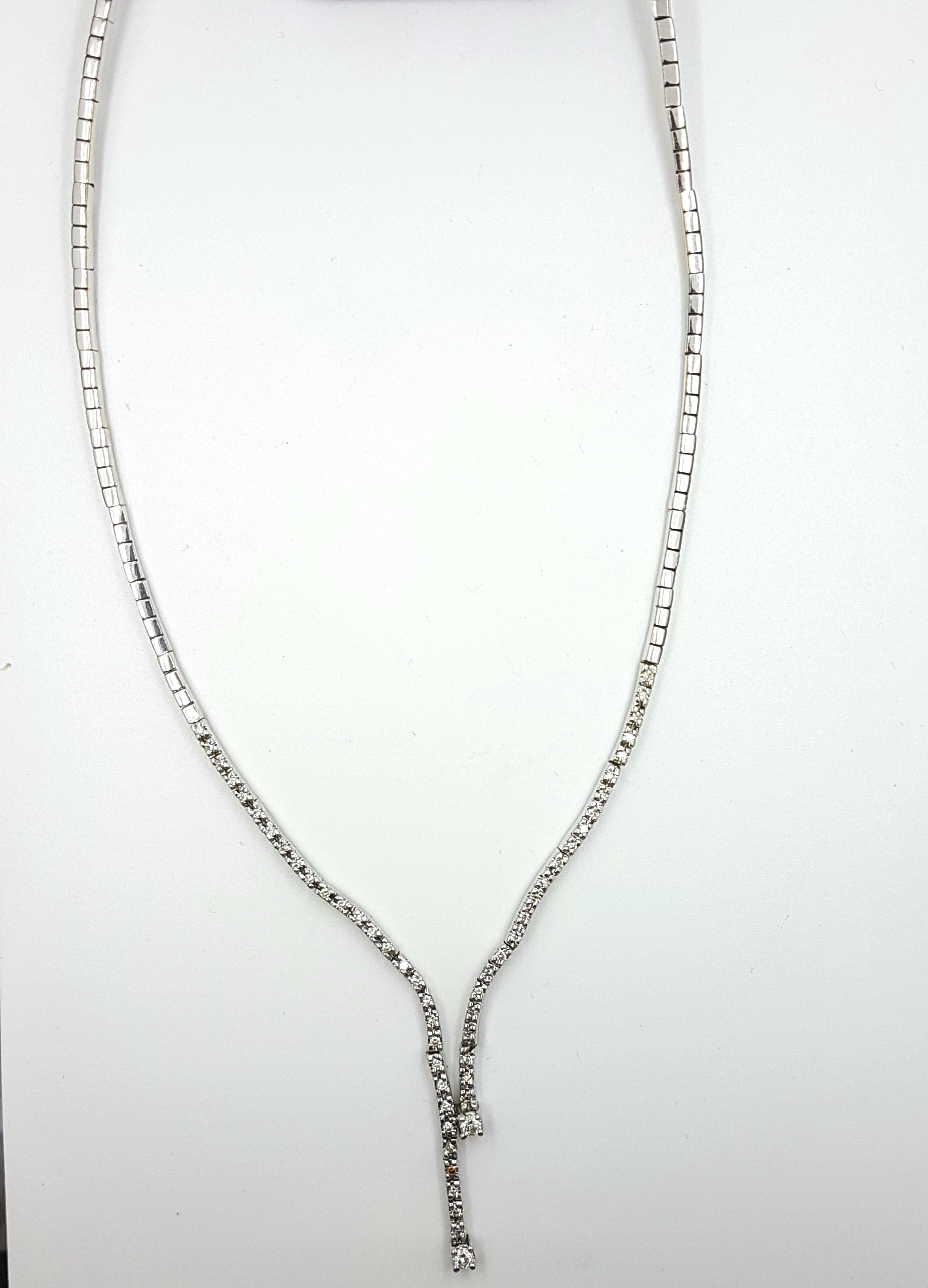14K White Gold 1.22ct Regular Price $5650 SALE $1395 Ref: GP228