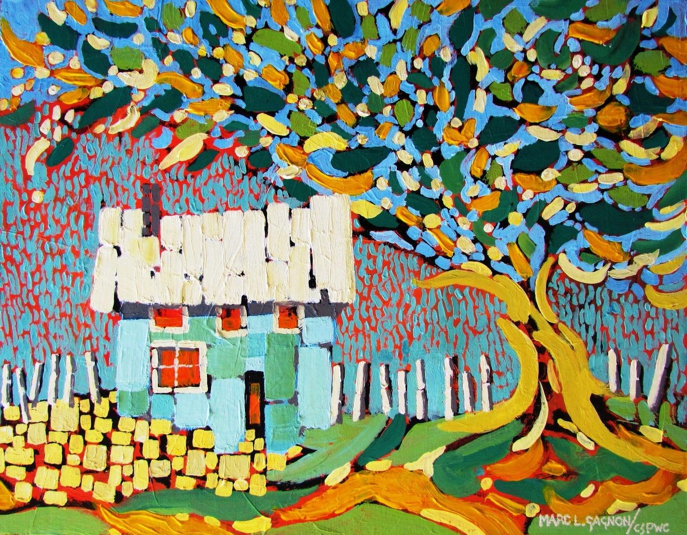 The House Beyond the Garden